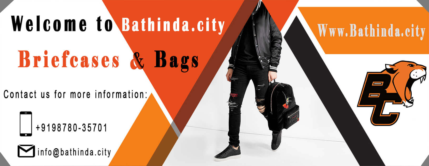Bags And Briefcases in bathinda
